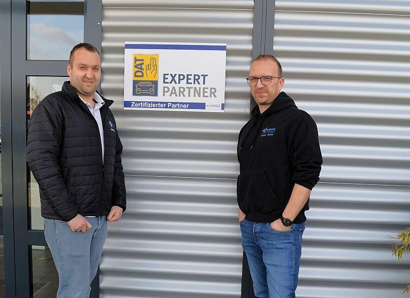 Nordbeck ist DAT-Expert-Partner